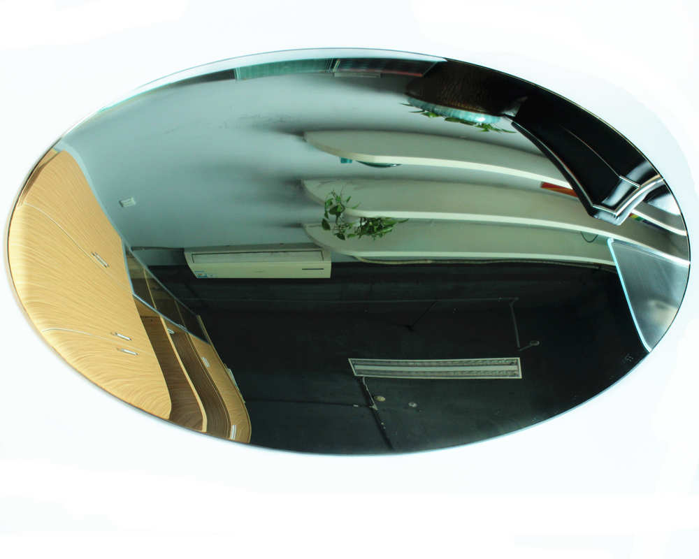Curved Mirror Hongjia Architectural Glass Manufacturer