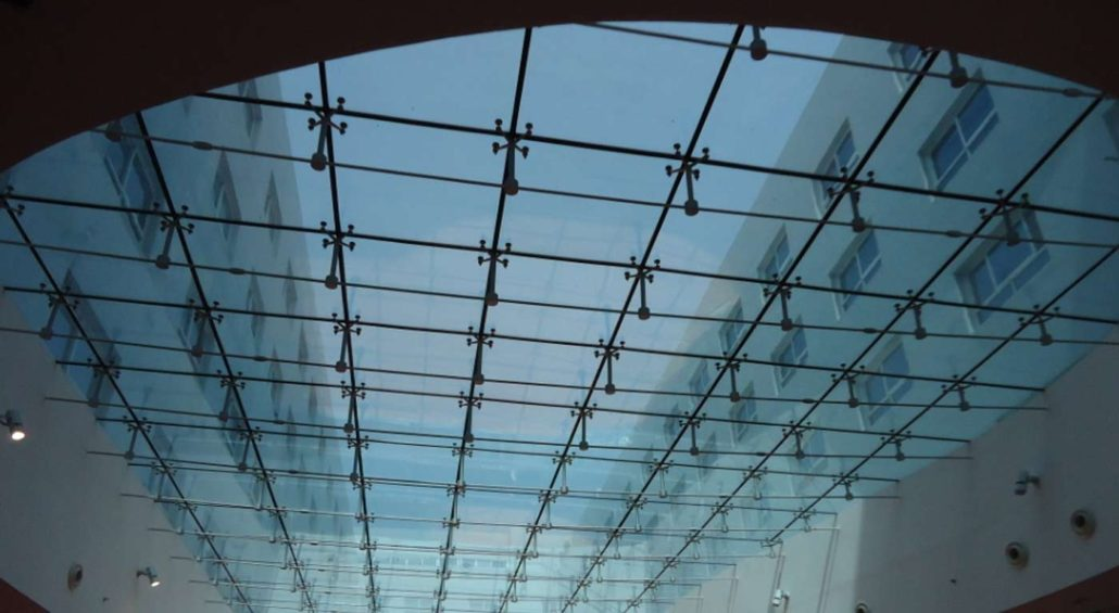 Spider System Hongjia Architectural Glass Manufacturer