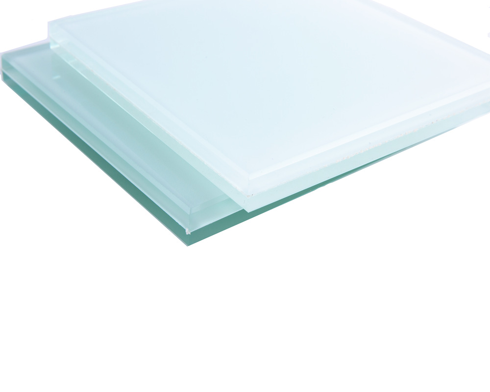 frosted laminated glass 1