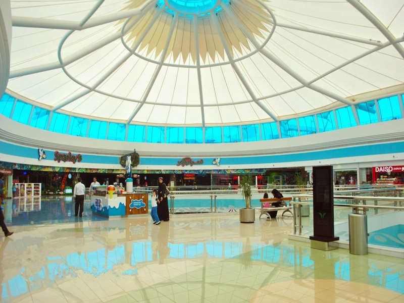 Mushrif Mall Hongjia Architectural Glass Manufacturer