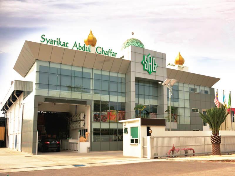 office building of syarikat abdul ghaffar 4