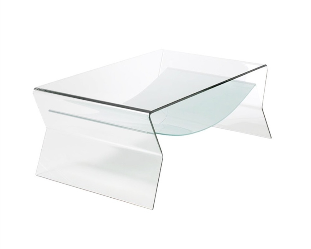 Irregular Shape Curved Glass Hongjia Architectural Glass