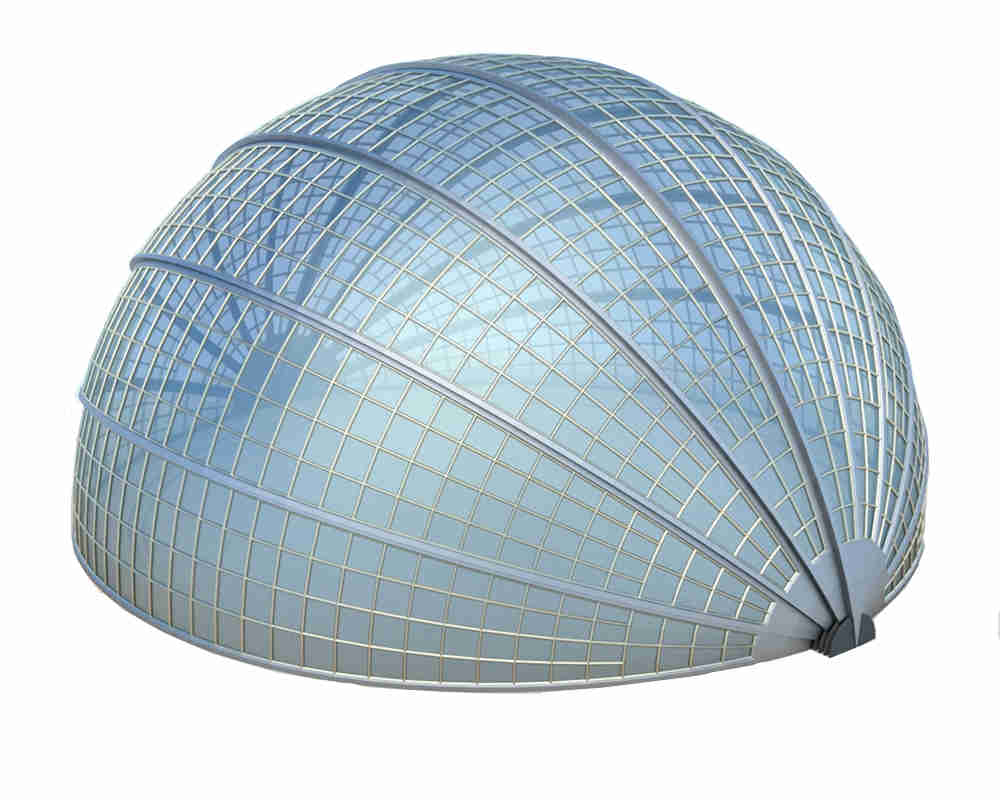 dome glass