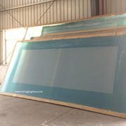 tempered ceramic frit glass 1
