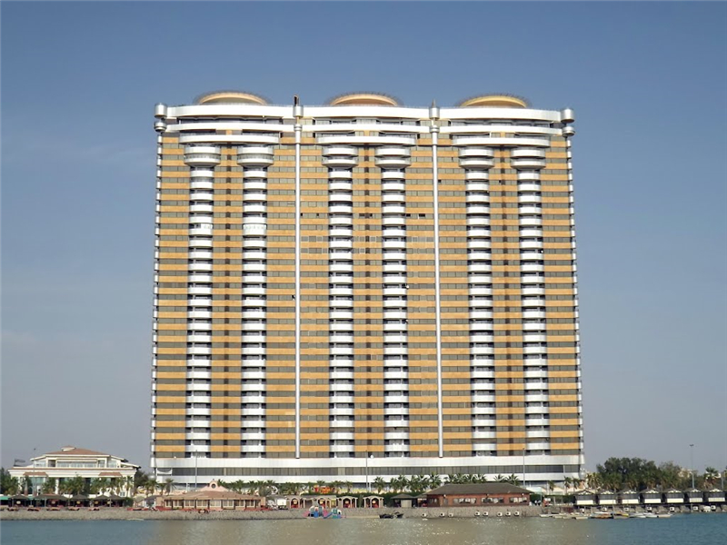 al farsi towers