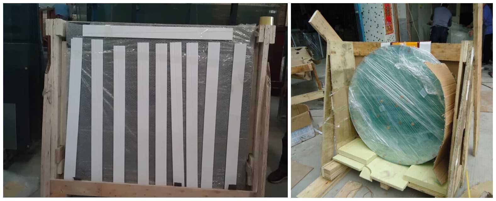 safety wooden crates packing