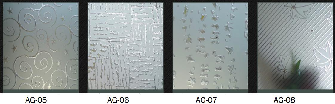 acid etched art glass 1