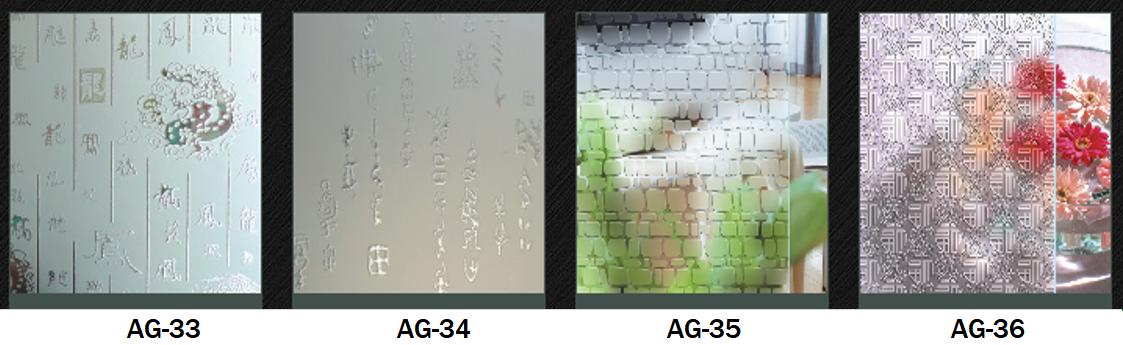 acid etched art glass 8