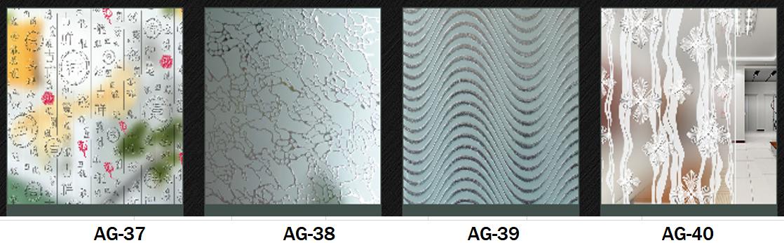 acid etched art glass 9