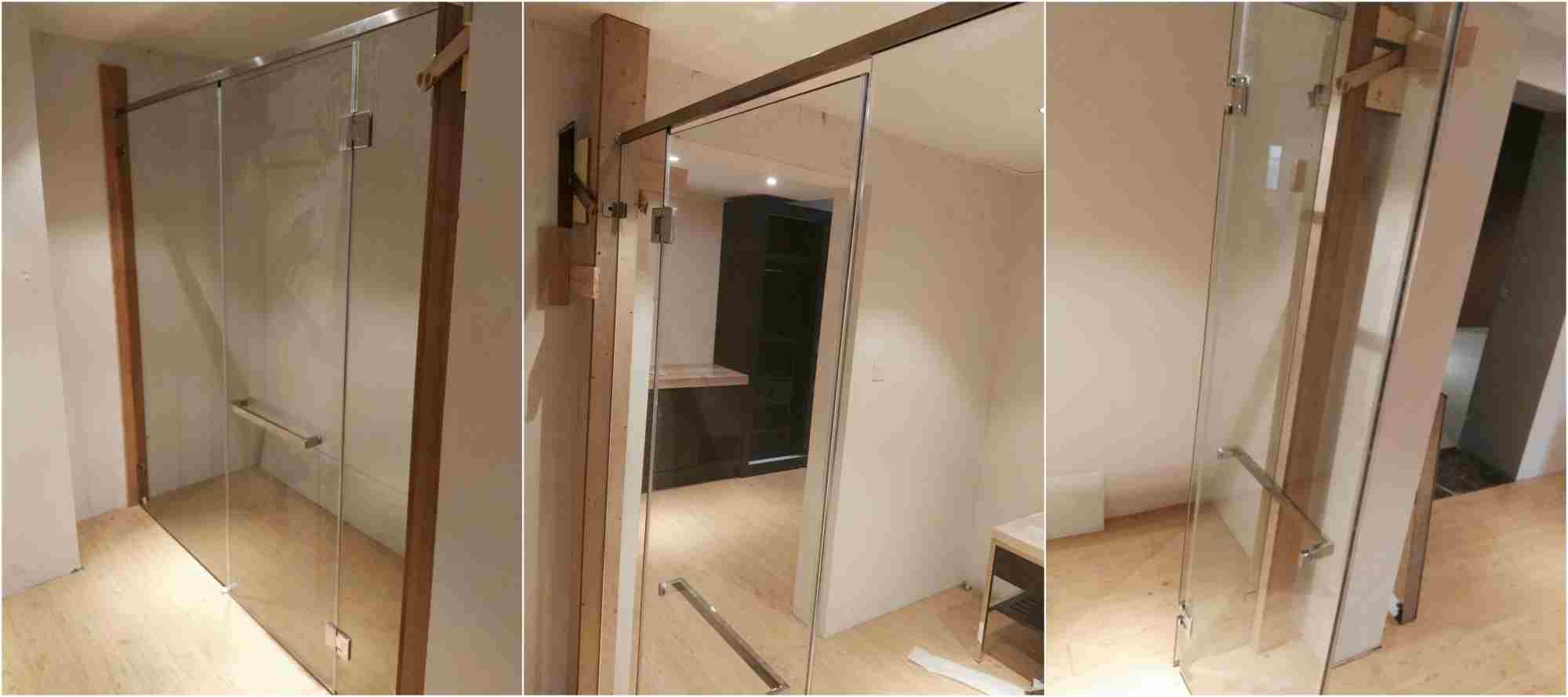 glass door 11