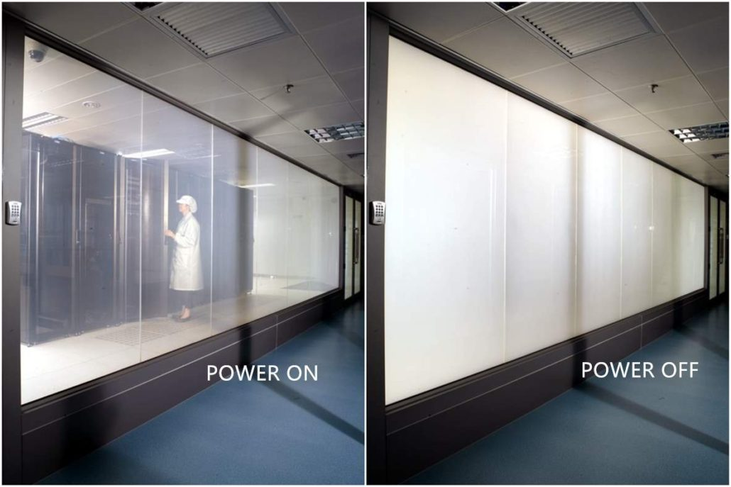 Smart Switchable Glass Hongjia Architectural Glass
