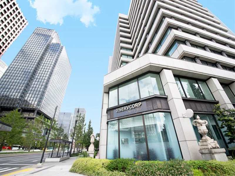servcorp marunouchi yusen building 1