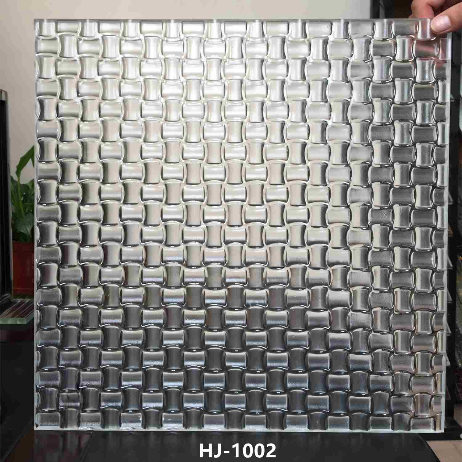 pattern glass hj 1002