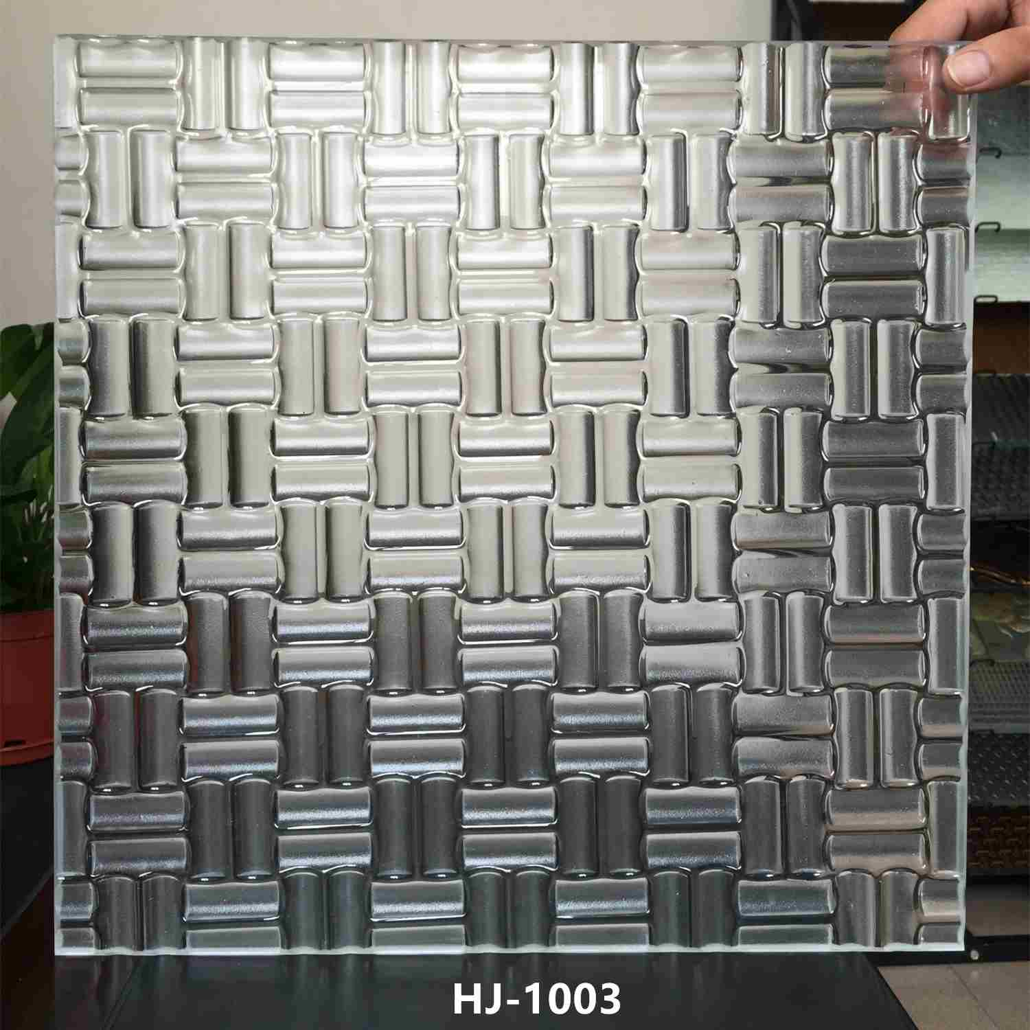 pattern glass hj 1003