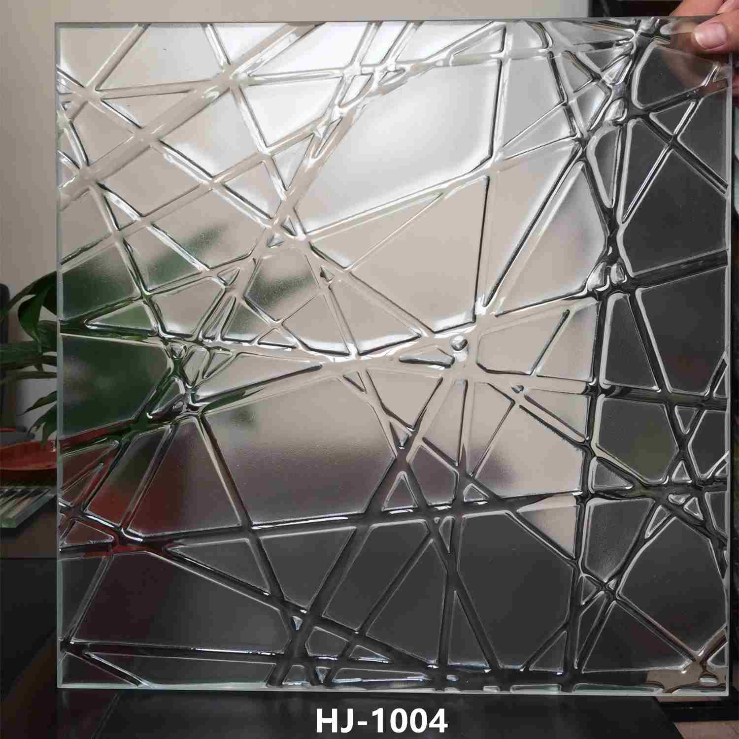 pattern glass hj 1004