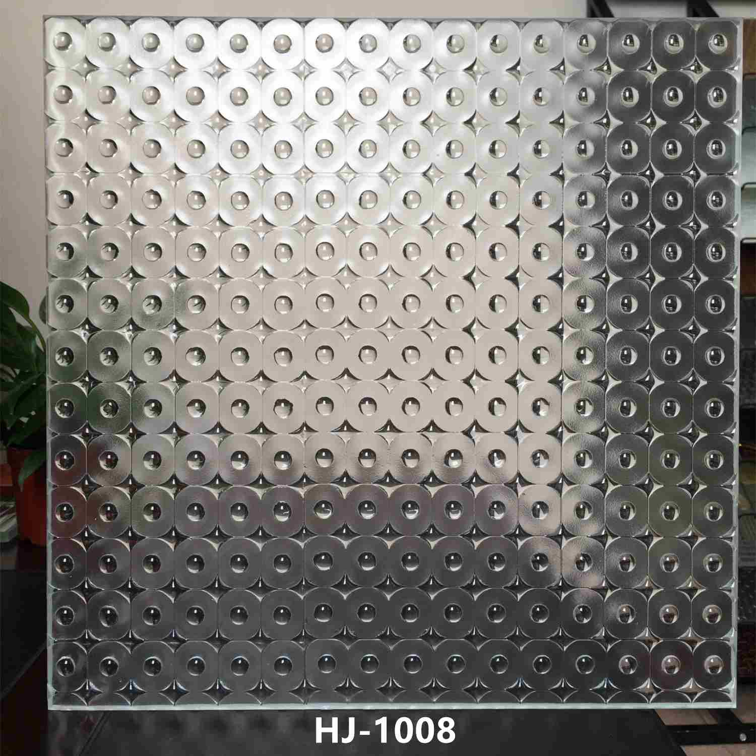 pattern glass hj 1008